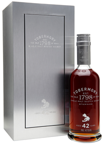 Tobermory Scotch Single Malt 42 Year 750ml